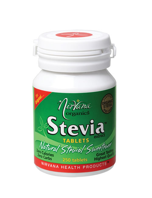 Stevia 250 Tablets