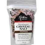 Himalayan Salt & Peppercorn Blend 250g Grinder REFILL