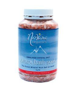 Crystal DETOX Bath Soak, 1kg