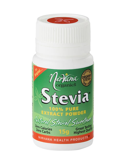 Pure Organic Stevia Extract Powder 15g