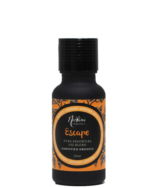 Aromatherapy Pure Essential Oil - Escape Blend