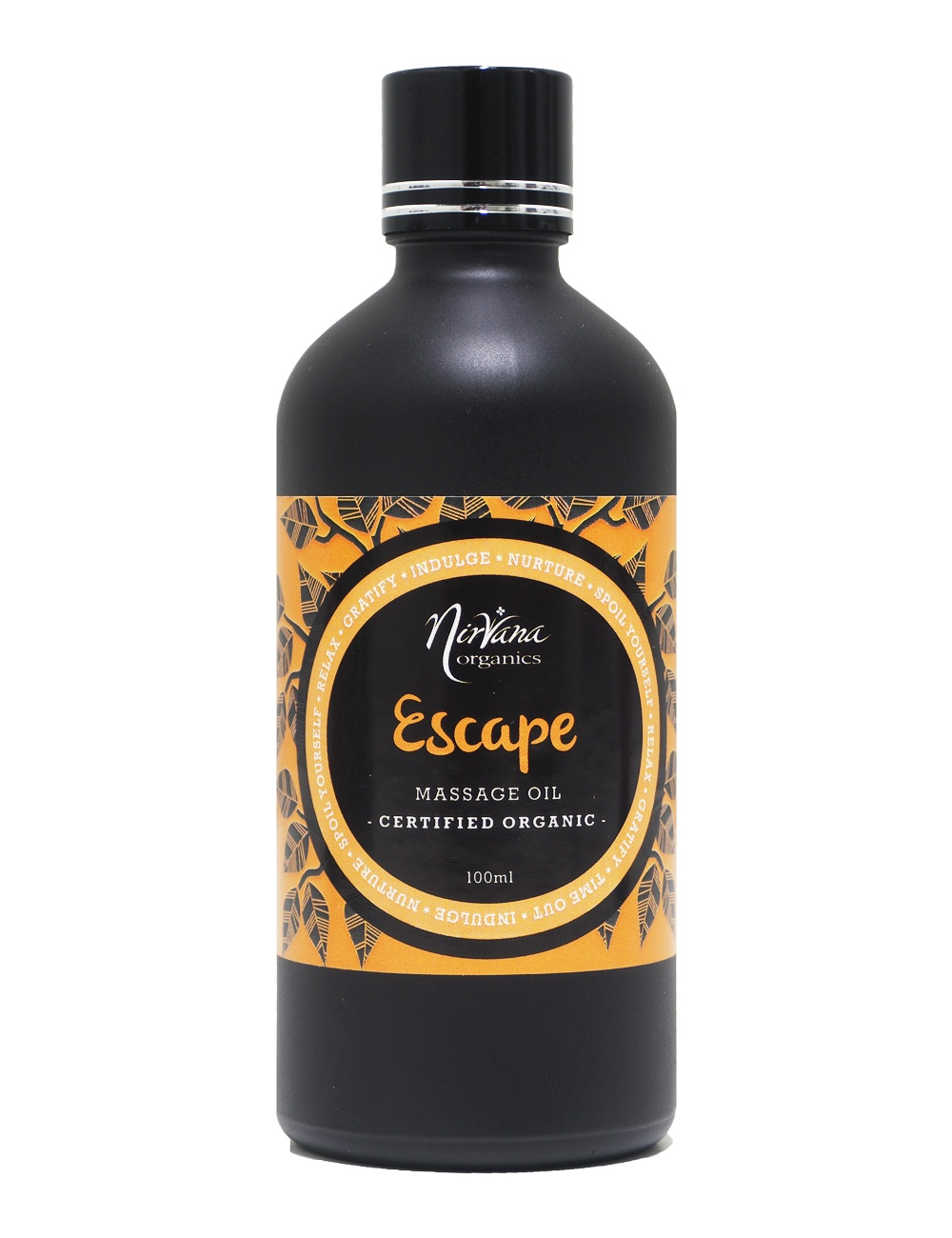 Aromatherapy Massage Oil - Escape Blend