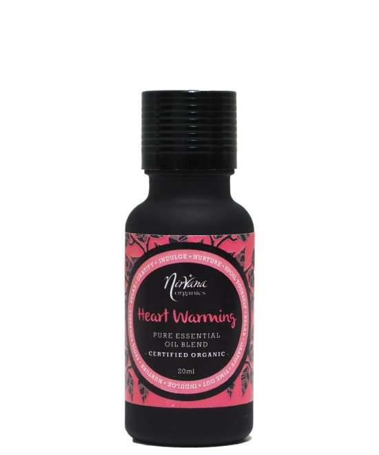 Aromatherapy Pure Essential Oil - Heart Warming Blend