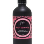 Aromatherapy Massage Oil - Heart Warming Blend