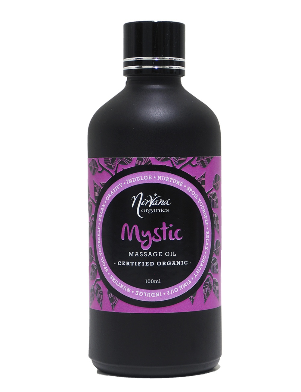 Aromatherapy Massage Oil - Mystic Blend