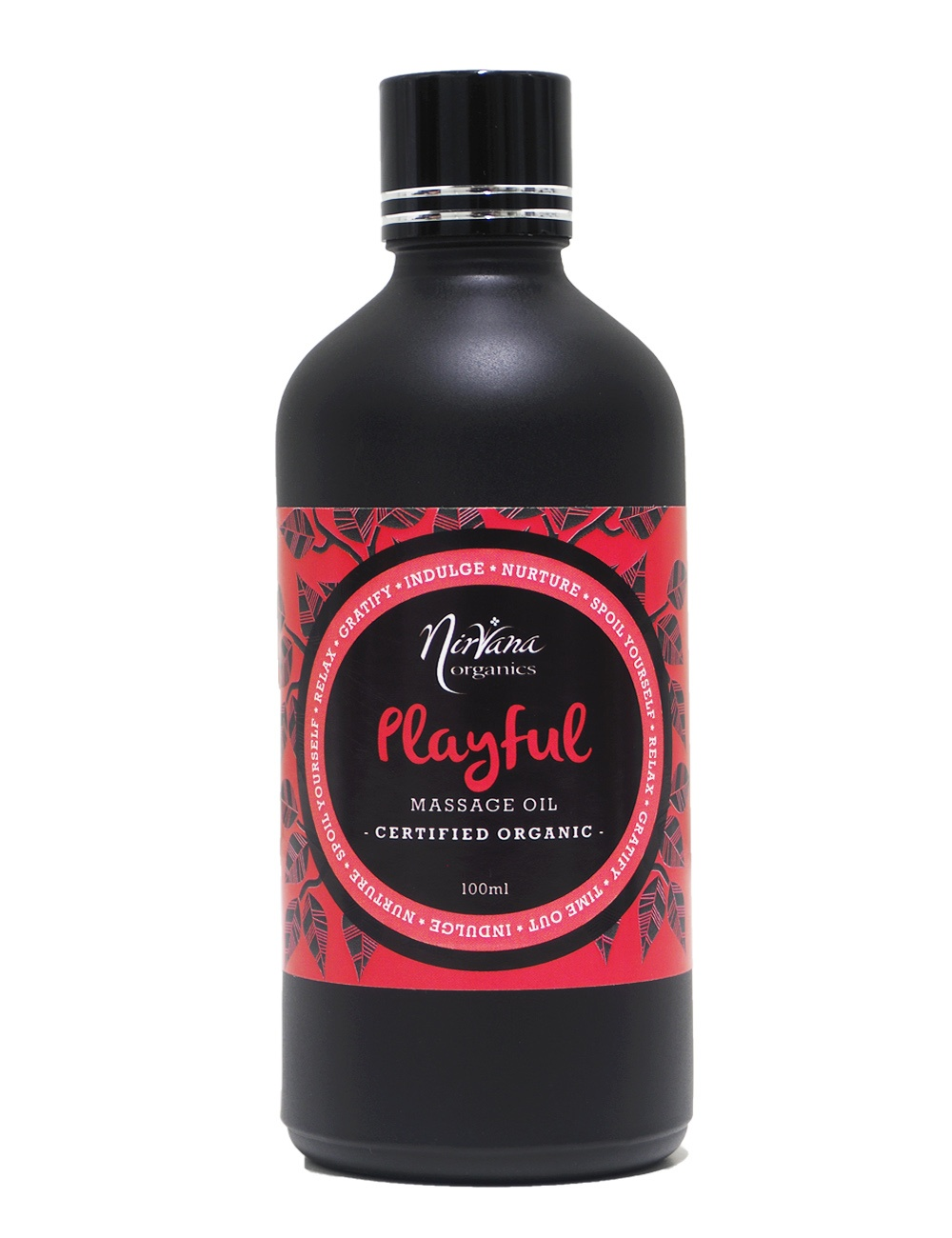 Aromatherapy Massage Oil - Playful Blend