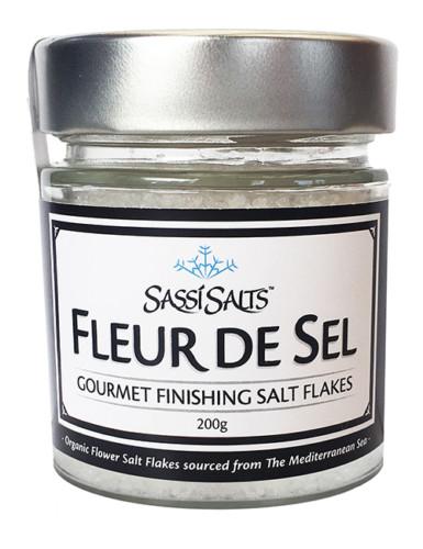 Sassi Salts Fleur De Sel