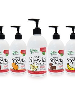 Flavoured Stevia Syrups
